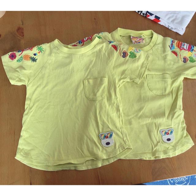 JAM(ジャム)のJAM☆*°Tシャツ 100.110 キッズ/ベビー/マタニティのキッズ服男の子用(90cm~)(Tシャツ/カットソー)の商品写真