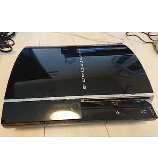 ソニー(SONY)のSONY PlayStation3 CECHA00 日本製 動作確認済(家庭用ゲーム機本体)