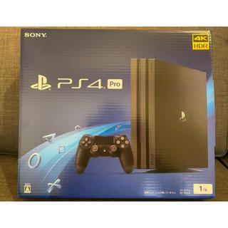 PlayStation4 - 新品 SONY PlayStation4 Pro CUH-7200BB01