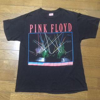 FEAR OF GOD - 80s PINK FLOYD Tシャツ L