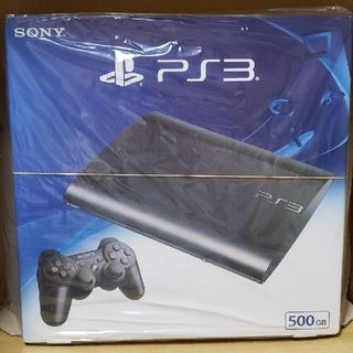 ソニー(SONY)の【新品・未開封】PlayStation3  PS3  CECH-4300C(家庭用ゲーム機本体)