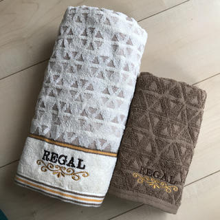 リーガル(REGAL)のREGAL バスタオル タオルセット(タオル/バス用品)