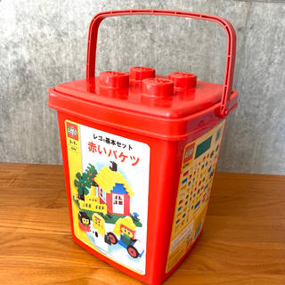 Lego - ★LEGO レゴ基本セット 赤いバケツ