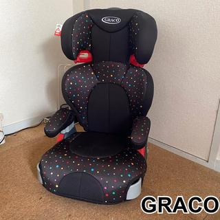 グレコ(Greco)のグレコ(GRACO) / チャイルドシート ジュニアシート ジュニアプラス DX(自動車用チャイルドシート本体)
