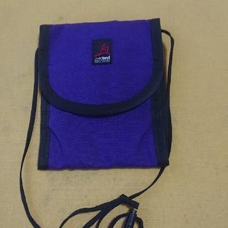 オーバーランド(Overland)のOverland travel pouch purple(その他)