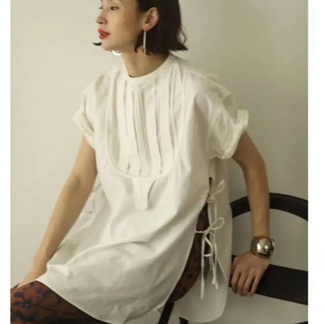 TODAYFUL(トゥデイフル)のtodayful Halfsleeve Dress Shirts レディースのトップス(シャツ/ブラウス(半袖/袖なし))の商品写真