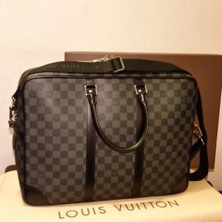 ルイヴィトン(LOUIS VUITTON)の綺麗、ビジネスバッグ、ブリーフケース(ビジネスバッグ)