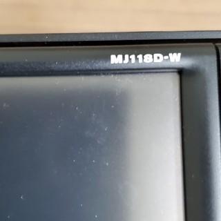 日産 - ナビゲーションMJ118DW
