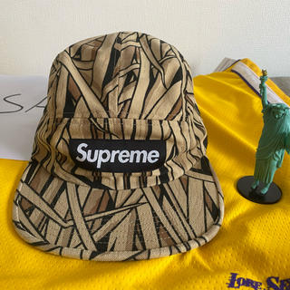 Supreme - SUPREME MILITARY CAMP  CAP