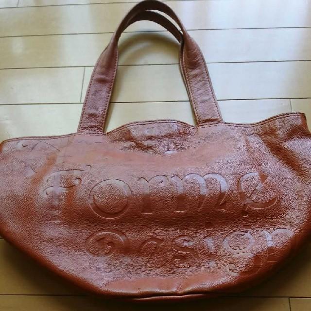 ANTI(アンチ)のAnti-Forme Design アンチフォルムデザイン トートバック レディースのバッグ(トートバッグ)の商品写真