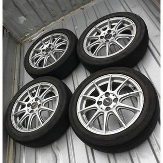Goodyear - タイヤ&ホイール 4本セット 15インチ