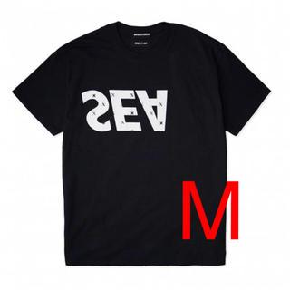 WIND AND SEA x GOD SELECTION XXX TEE 黒 M(Tシャツ/カットソー(半袖/袖なし))