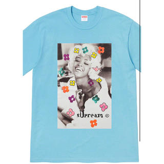 シュプリーム(Supreme)のsupreme ナオミ naomi シュプリーム  Tシャツ tee slate(Tシャツ/カットソー(半袖/袖なし))