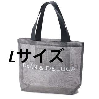 DEAN & DELUCA - DEAN&DELUCA ディーンアンドデルーカ メッシュトートバッグ L