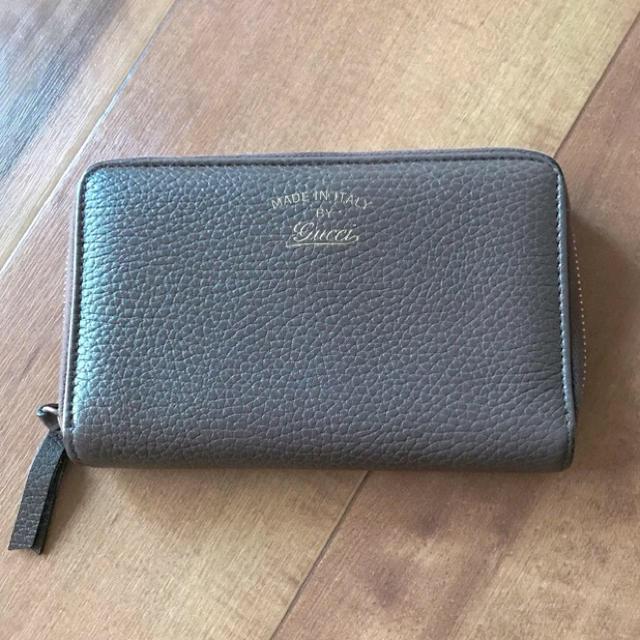 Gucci(グッチ)のGUCCI  オールラウンドジップ 財布 レディースのファッション小物(財布)の商品写真