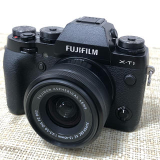 富士フイルム - FUJIFILM X-T1 レンズキット