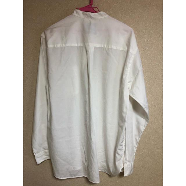 GLOBAL WORK(グローバルワーク)のスタンドカラーシャツ メンズのトップス(シャツ)の商品写真