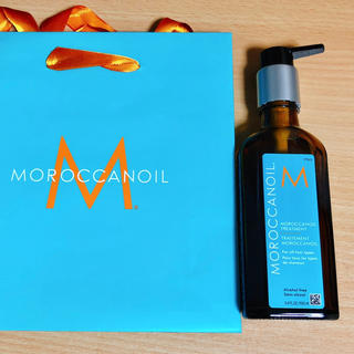 Moroccan oil - モロッカンヘアオイル☆