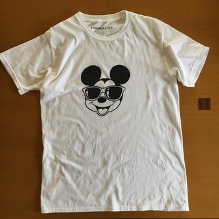 FRAMeWORK - フレームワーク ミッキー Tシャツ