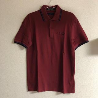 コムデギャルソン(COMME des GARCONS)のCOMME des GARÇONS オムドゥ フレッドペリー ポロシャツ (ポロシャツ)