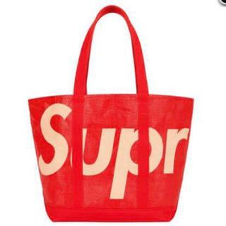 Supreme - Supreme Raffia Tote bag シュプリーム トートバッグ