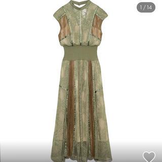 snidel - snidel ワンピース ドレス