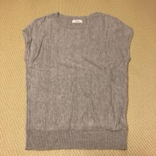 テチチ(Techichi)のサマーニット(カットソー(半袖/袖なし))