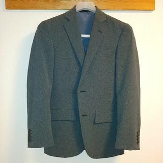 ムジルシリョウヒン(MUJI (無印良品))の無印良品 ジャケット(グレー、サイズS)(テーラードジャケット)