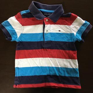 TOMMY HILFIGER - TOMMY HILFIGER ポロシャツ 2歳