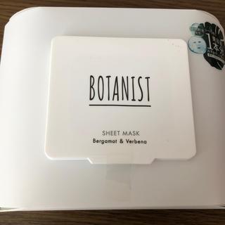 ボタニスト(BOTANIST)のボタニカルシートマスク(パック/フェイスマスク)