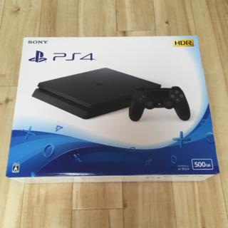 ソニー(SONY)のSONY PlayStation4 CUH-2200AB01(家庭用ゲーム機本体)