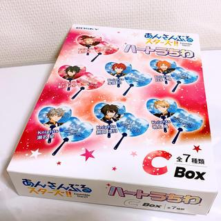 BANDAI - あんスタ うちわ ハート型 C BOX 未開封