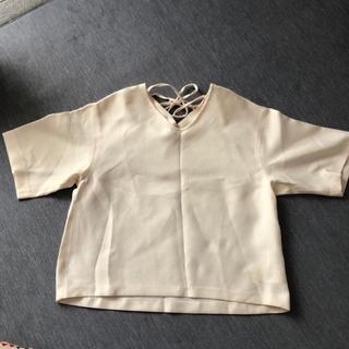 テチチ(Techichi)のテチチ カットソー(カットソー(半袖/袖なし))