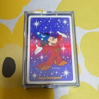 ディズニー(Disney)の【美品】ミッキー トランプ(トランプ/UNO)