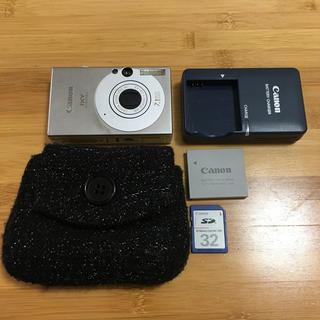 Canon - キヤノン Canon IXY 10 デジカメ SDカード付 デジカメ