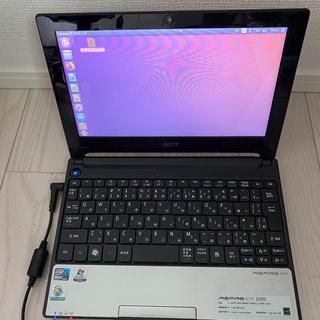 エイサー(Acer)のacer  ノートPC AspireOne(ノートPC)