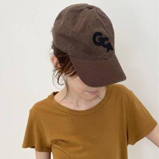 L'Appartement DEUXIEME CLASSE - 新品 アパルトモン【GOOD GRIEF/グッドグリーフ】LOGO CAP