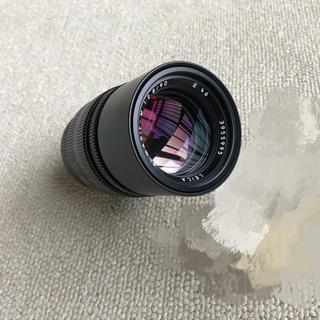 LEICA - 美品 ライカ Leica ELMARIT-M 90mm F/2.8 E46