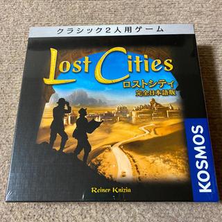 ロストシティ 日本語版 ボードゲーム(その他)