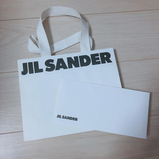 ジルサンダー(Jil Sander)のジルサンダー ショッパー と封筒(ショップ袋)