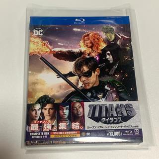 DC タイタンズ TITANS シーズン1 Blu-ray コンプリートボックス(TVドラマ)
