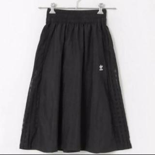 アディダス(adidas)の新品 アディダスオリジナルス スカート(ひざ丈スカート)