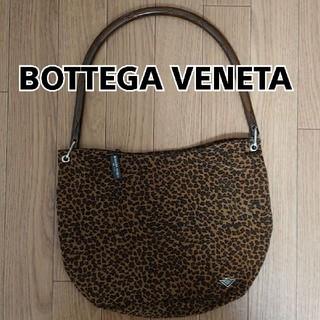 Bottega Veneta - ボッテガ・ヴェネタ レオパード柄 ハンドバッグ 保存袋付き