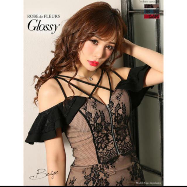 セット ローブドフルール ドレス  レディースのフォーマル/ドレス(ミニドレス)の商品写真