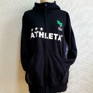 ATHLETA - アスレタ スウェットパーカー L