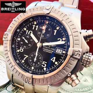ブライトリング(BREITLING)の【重厚感抜群】ブライトリング/アベンジャー/メンズ/腕時計/クロノグラフ(腕時計(アナログ))
