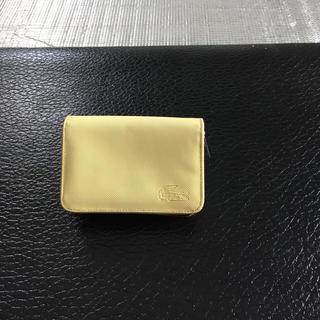 ラコステ(LACOSTE)のLACOSTE 折畳みサイフ(折り財布)