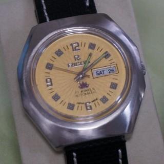 値引き【希少】リコー  アンティーク腕時計