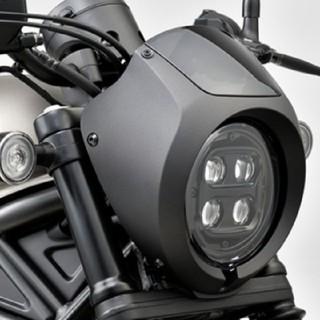 ホンダ - レブル250 Sエディション 純正ヘッドライトカウル