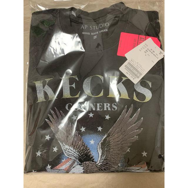 DEUXIEME CLASSE(ドゥーズィエムクラス)のAP STUDIO 【GOOD ROCK SPEED】イーグルプリント Tシャツ レディースのトップス(Tシャツ(半袖/袖なし))の商品写真